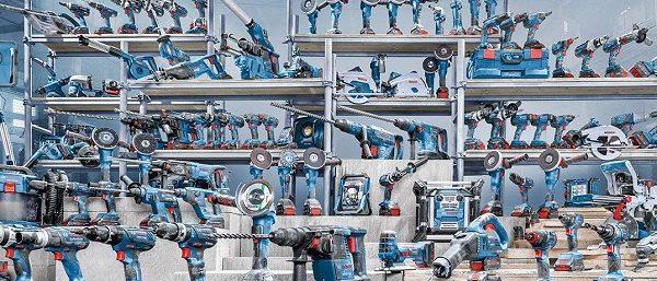 Bosch Professional 18V Akku-Werkzeuge