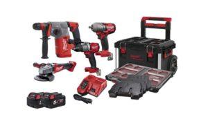 Akku-Werkzeug-Set für Profis von Milwaukee